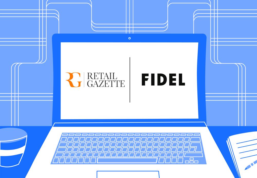 Webinar with Retail Gazette and Fidel API